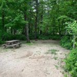 Baker River Campground, Rumney, NH