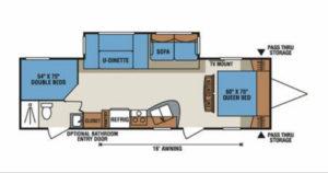 Baker River Camping RV Rental